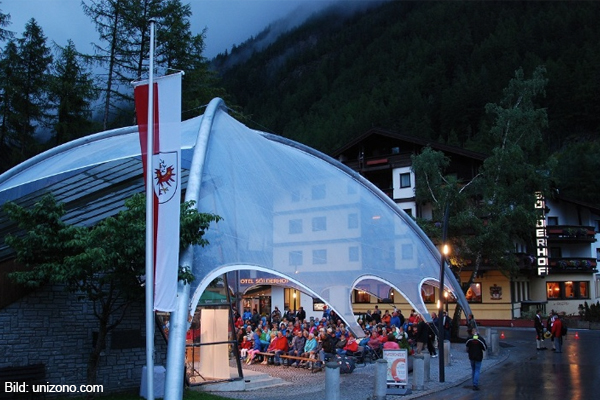 Family holidays in Soelden