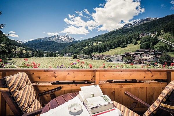 Sommer holidays in Soelden.
