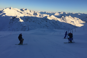 Ski Racing Camp Soelden